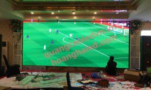 Màn hình LED Full Color P3 trong nhà tại Trống Đồng Palace Thành Công 3