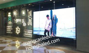 Làm biển LED giá rẻ tại Hà Nội LH: 0986774223. màn hình LED P4 trong nhà Time City