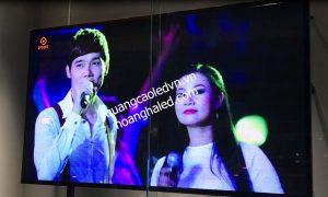 Màn hình LED P5 Full Colour lắp đặt 35 Trần Phú Hà Đông 2