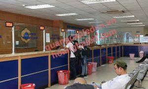 Hệ thống xếp hàng tự động tại cảng hàng không quốc tế Nội Bài 4