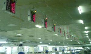 Bảng Led đếm sản phẩm trong nhà máy thiết bị công nghiệp 7
