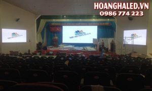 Thi công màn hình LED P3 trong nhà tại Hà Giang